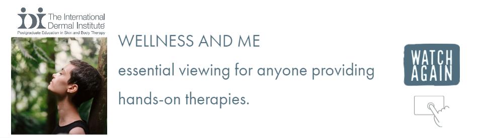 Wellness and Me